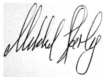 Mikkel Hørby underskrift